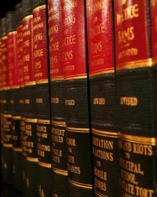 Reggie Koch Law Firm Website
